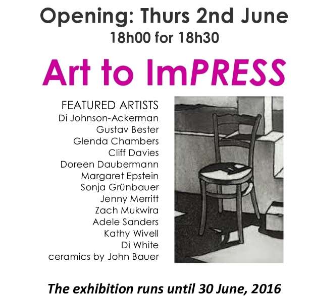 Art to ImPRESS Exhibition Poster for website