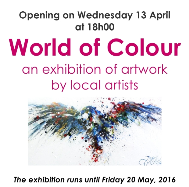 World of Colour Exhibition Poster A4 for web