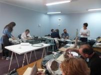 Gerda Kenyon workshop at the Bright Street Gallery 1
