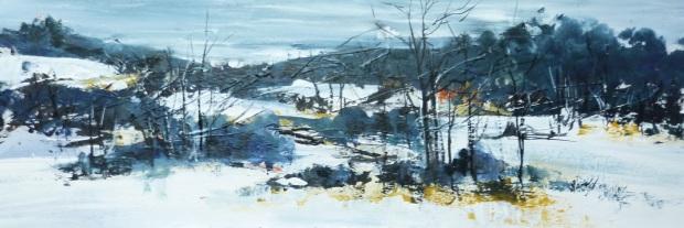 Cape Winter in Ceres by Di White