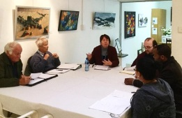 BRIGHTeST WRITERS meet at bright street gallery