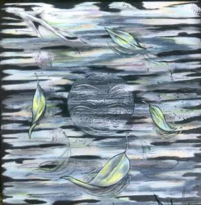 Lunar Leaves by Jonathan Grant R