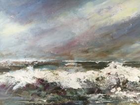 Diane White Stormy Seas