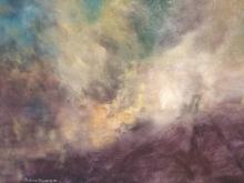 "Storm Warning"" by Ria van Zyl Bennett"