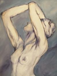 Nude by Laura van Riet
