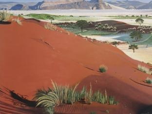 """""""Desert Scene"""" by Chris Carstens"""